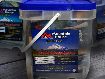 Mountain House Freeze Dried Food