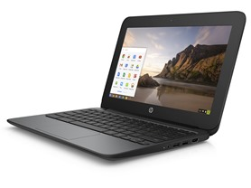 "HP 11"" 11-G4EE Intel Dual-Core Chromebook"