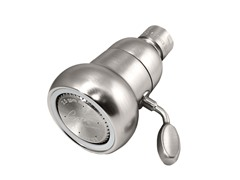 Shower Head, Satin Nickel
