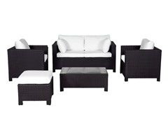 Milano Wicker Furniture Outdoor Sofa Set
