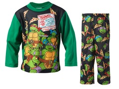 TMNT Green 2-Pc Set (2T-4T)