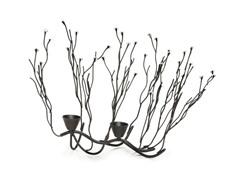Galt Metal Twig Double Taper Holder