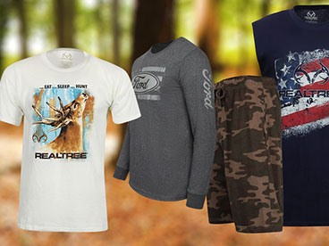 RealTree Men's Apparel