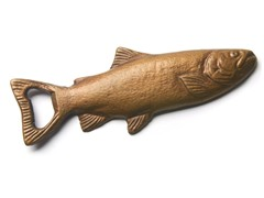 Fish Tale Bottle Opener -  Trout