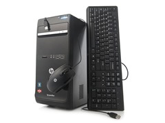 Quad-Core Desktop PC with 1TB HD