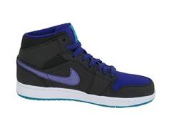 Jordan 1 Mid - Black