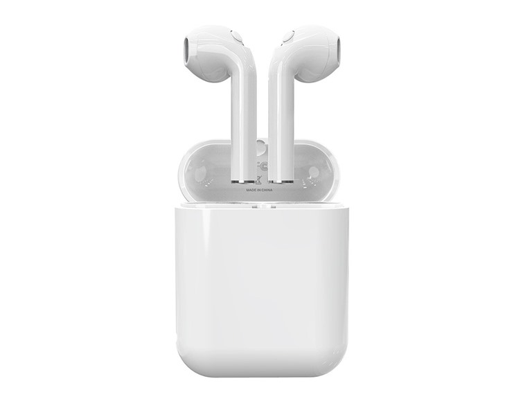 Air Buds Wireless Bluetooth Ear Buds w/Charge Case