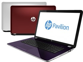 "HP Pavilion 17.3"" AMD Quad-Core Laptops"