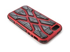 G-Form Xtreme Case for iPhone 5 -Red/Blk
