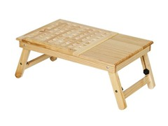 Adjustable Ventilated Lapdesk - Pine