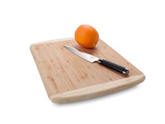 Core Bamboo Peony Medium Cutting Board