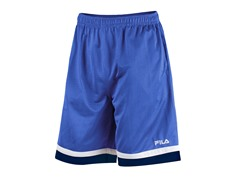 Workout Training Shorts, Blue/Navy (S)