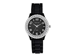 Swarovski Elements Silicone Watch