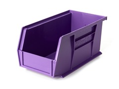 "11"" x 5"" x 5"" 12-Pack of Bins"