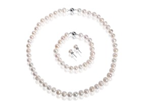 Sunkissed Fresh Water Pearl Set