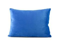 Kidz Memory Foam Standard Pillow w/ Cover - Blue
