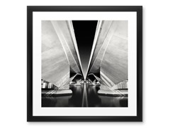 Singapore - Symmetry of Light (2 Sizes)