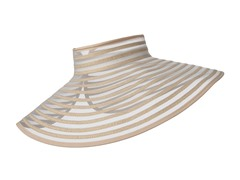 Meridian Ave Roll Up Visor, Natural