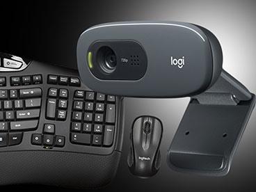 Logitech Webcams & Accessories