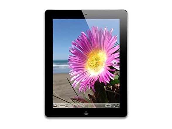 Apple 16GB iPad (4th Gen) Tablet, Black