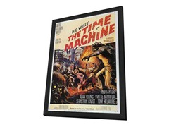 Time Machine Framed Movie Poster