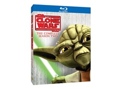 The Clone Wars Season 2 [Blu-ray]
