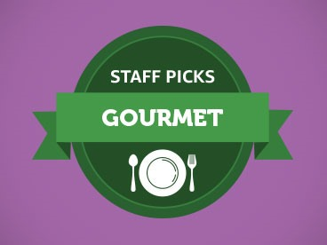 Gourmet Staff Picks