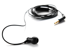 J6MS Single Bud Smartphone Headset