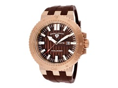 Challenger Watch, Brown / Gold