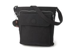 Kipling Machida Shoulder Bag, Black