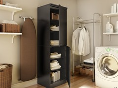 Morgan Narrow Storage Cabinet (2 Colors)