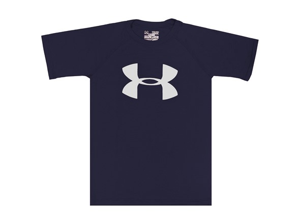 Under Armour Boys Tech Big Logo T-Shirt fe57f287-d215-4423-a860-810658f4379b