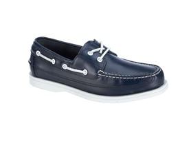 Sebago Grinder Shoe - Navy