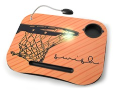 Basketball Laptop Cushion w/ Light