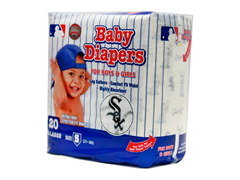 Chicago White Sox Disposable Diapers