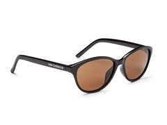 411-2 Polarized - Shiny Black