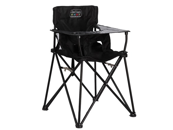 Small footprint high chair how to clean a graco slim spaces high chair ciao baby portable - High chair for small spaces image ...