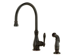 Alina 1-Handle Kitchen Tuscan Bronze