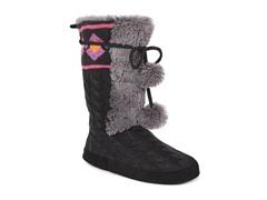 MUK LUKS® Women's Jewel Boot, Black