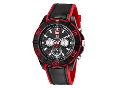 Chronograph, Red