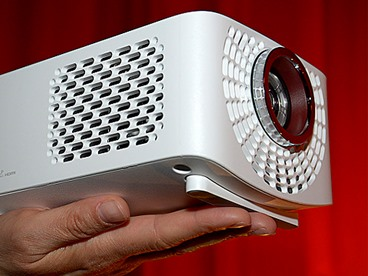 LG Full HD Portable Projector