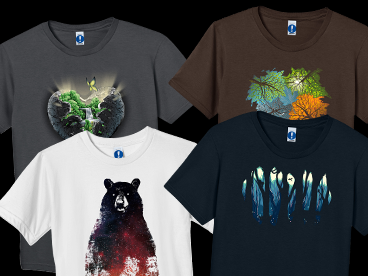 Category Spotlight: Nature T-Shirts