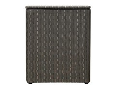 Upright Hamper - Caprina Black
