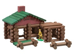 Lincoln Logs Frontier Cabin