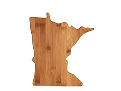 Totally Bamboo Minnesota Cutting Board