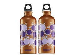Wuthering Polka Brown Bottle 2-Pack