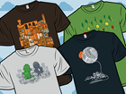 New Stuff! Landscape Tees