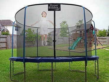 Upper Bounce Trampolines & Accessories