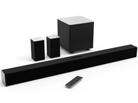 "VIZIO 38"" 5.1 Sound Bar System"