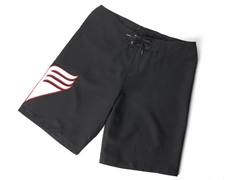 Beach Comber Board Short - Black